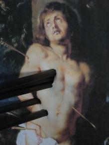 Shooting Rubens, St. Sebastian, 2013
